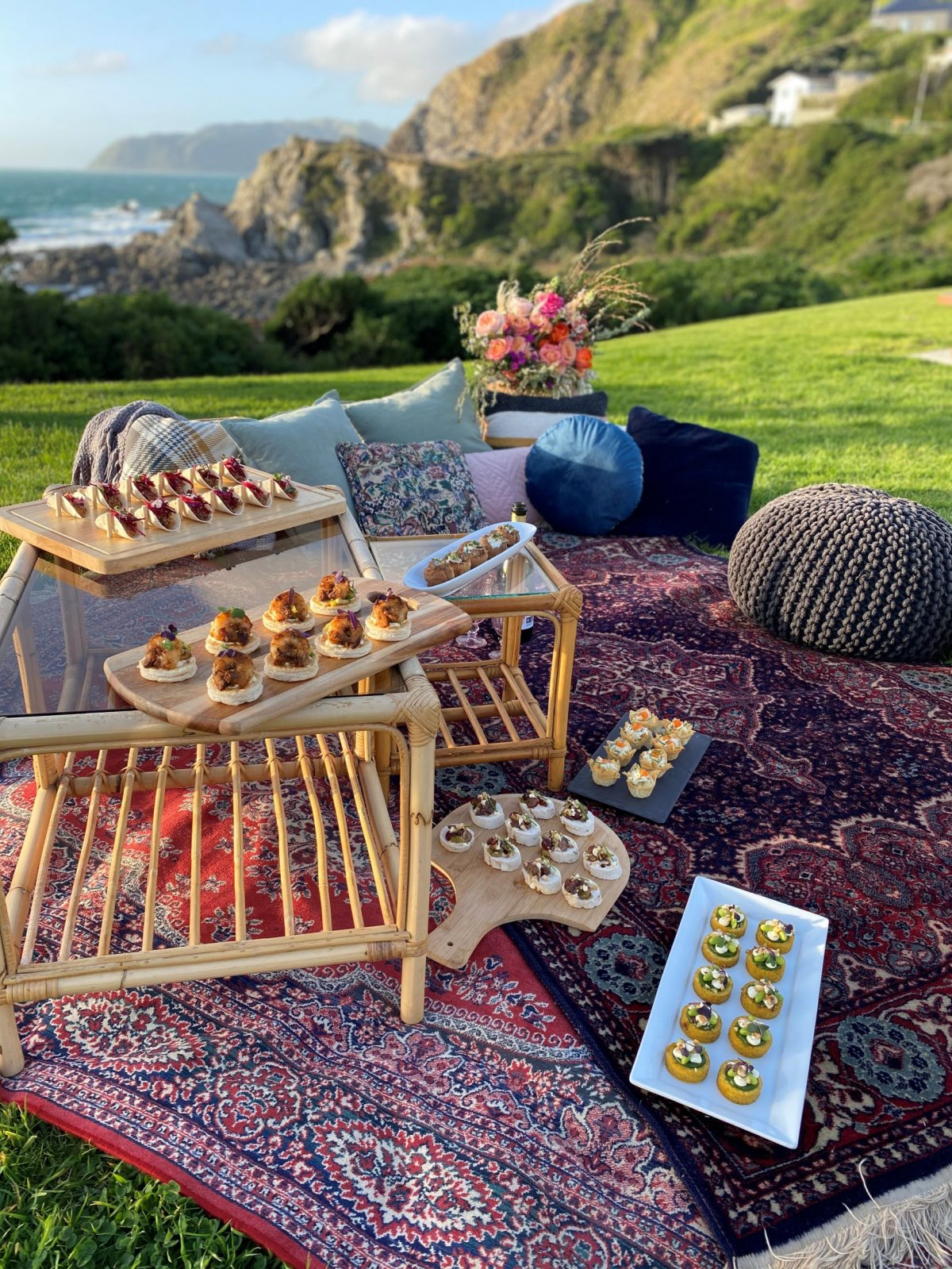 Picture of: The Cozy Boho Picnic