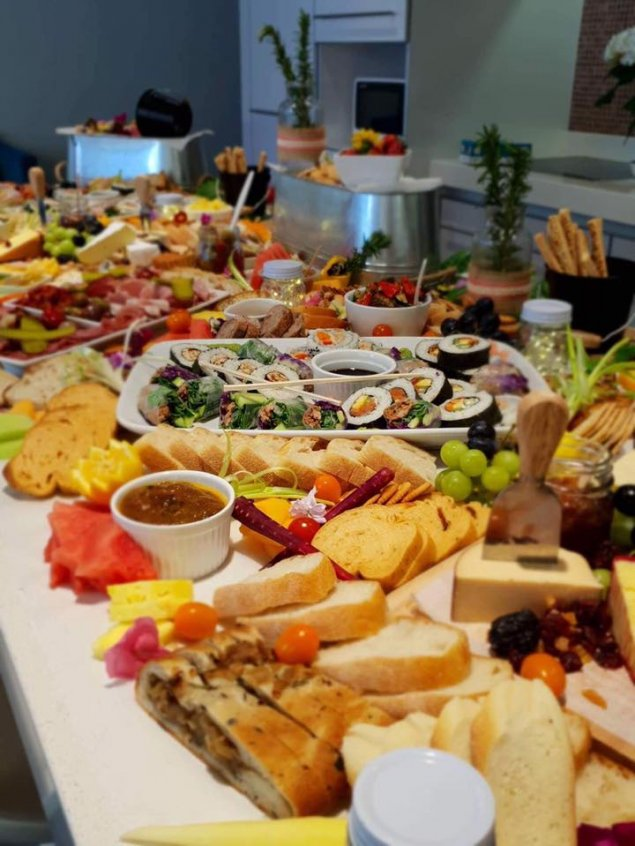 Large Grazing Table