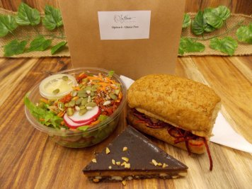 Lunch Bags - Option 6 (Gluten & Dairy Free)