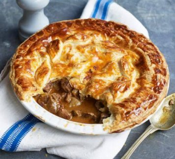 Whole - Steak and Cheese Pie