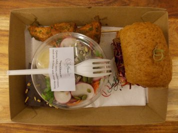 Lunch Trays - Option 6 (Gluten & Dairy Free)