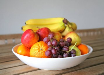 Whole Fruits Bowl