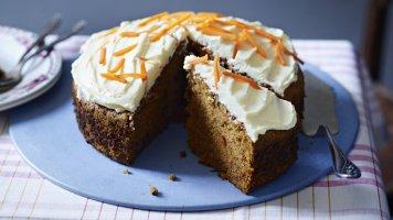 Whole - Carrot Cake