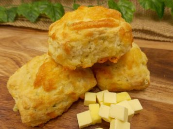 Baking add on-Herb and cheese scones (6 Pack)