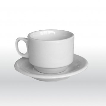 Cup & Saucer Hire (Pack of 10)