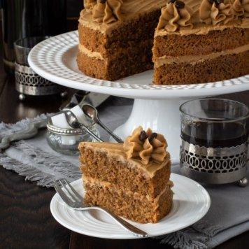 Single Serve- Coffee cake